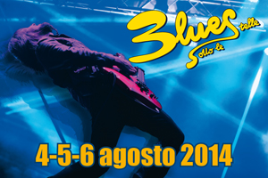 Blues sotto le stelle 2014
